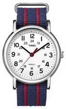 Relojes de pulsera unisex Timex Weekender de acero inoxidable