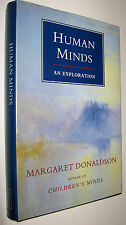 HUMAN MINDS AND EXPLORATION - MARGARET DONALSON - EN INGLES