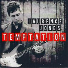 JONES, LAURENCE  - TEMPTATION 2014 CD - NEW & SEALED RUF RECORDS