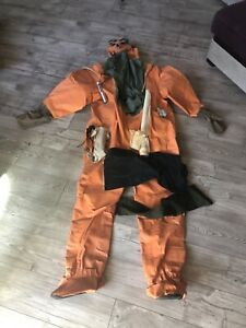 New USSR Russian soviet dry diving suit SGP submariner different sizes
