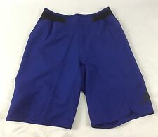 Nike Air Jordan MEN'S Athletic Basketball Shorts Blue Black 821917 Size 2XL