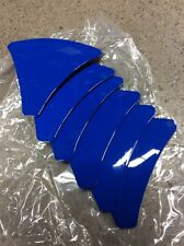 ITP System Six S6 Alloy Wheel Inserts 6 Pack BLUE INSERT ITP-S6I-BL