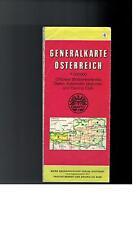 Generalkarte 8 - Österreich