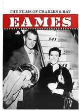 Films of Charles and Ray Eames Box Set (DVD, 2005, 6-Disc Set) - NEW