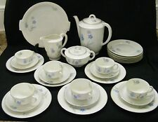 Arzberg Lunch 22pc Set Coffee Pot, Cream & Sugar, Cups & Saucers,  Plates,  Tray