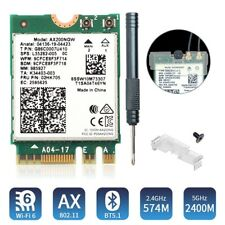 3000Mbps Intel AX200 wifi 6 NGFF M.2 Card 802.11ax WiFi Bluetooth 5.1 PC Laptop