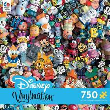 DISNEY JIGSAW PUZZLE VINYLMATION 750 PCS #2912-3
