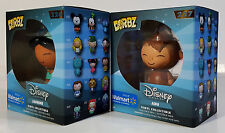 Funko Dorbz Disney Series One Jasmine & Abu Walmart Exclusive Vinyl Collectibles