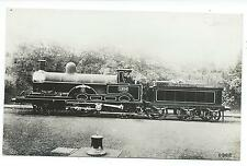 "LONDON & SOUTH WESTERN  RAILWAY - Steam Loco no.1306 ""IONIC"" Real Photo Postcard"