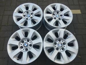 Original BMW 5er E60 E61 Alufelgen 7x16 ET20 5x120 6758774-7