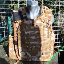 CHALECO TACTICO BRITANICO Tapa Body Armour, MK III DESERT DPM como nuevo.604508