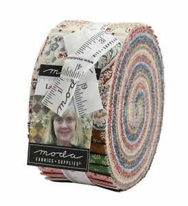Moda Ladies Legacy Jelly Roll By Barbara Brackman Quilting Sewing