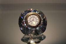 Swarovski CLOCK POLAR STAR 1987 - 1992 RETIRED MIB 9280 NR 103