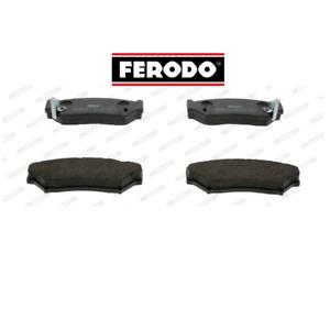 Set Serie Beläge Ant. Suzuki Vitara FERODO FDB1020 Für 55200-65D21-000