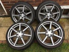 "19"" Alloy Wheels Genuine Aston Martin V8 Vantage DB9 5x114.3 Mazda Honda Nissan"