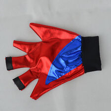 Harley Quinn Glove Halloween Suicide Squad Joker Costume Party Cosplay Red Blue