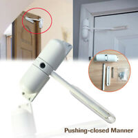 Mini Spring Closing Door Closer Fire Rated Automatic Adjustable Surface Mounted
