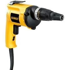 DEWALT 6.0 AMP 0-5,300 RPM VSR Drywall Screwdriver DW255