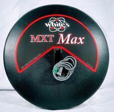 """Whites15"""" MXT Max Waterproof Search Coil3-15 kHz MXT, MXT Pro, DFX 801-3245"""