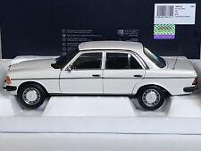 Norev 183712 Mercedes-Benz 200 E Klasse W123 1975-1983 Weiß White 1:18