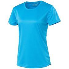 AWDis Ladies Womens Just Cool Running Breathable Sportswear T Shirt