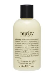 Philosophy Purity 3-in-1 Cleanser - 240ml.