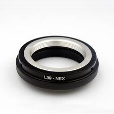 Anello conversione adattatore Corpo Sony-E/NEX Ottica Leica M39/L39