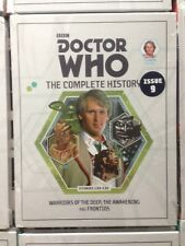 Doctor Who The Complete History Issue 9