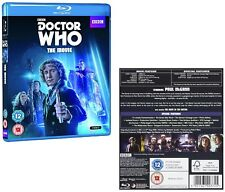DR WHO 1996 - THE MOVIE / FILM -  Eighth TV Doctor Paul McGann - NEW BLU-RAY UK