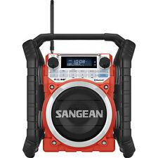 Sangean Digital DAB+ / FM-RDS / Bluetooth / Aux Ultra Rugged Tradies Radio U4DBT