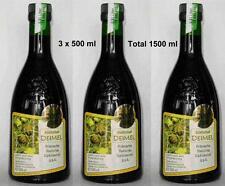 Orig. Steir. Kürbiskernöl direkt vom Erzeuger 3x500ml Großflaschen Gault Millau