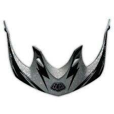 Troy Lee Designs Replacement A1 Helmet Visor Cyclops Gloss Silver Metal Flake