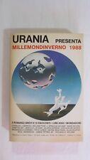 URANIA - MILLEMONDINVERNO 1988 - ED.1988 MONDADORI [L49]