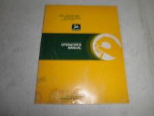 John Deere 440 Liquifire Snowmobile Operators Owner Manual s/n 155001 up
