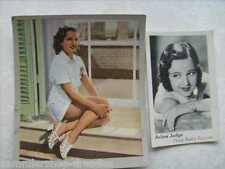 Fotos Fm12253 Brink Film-fanartikel Elga 6 X Trading Card Original Sammelbilder In Farbe Und Sw