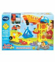 VTech Baby Toot-Toot Drivers Construction Site - Multi-Coloured - BNIB