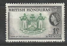 1953 Honduras Británica 1 C Brazos SG 179 M/Menta