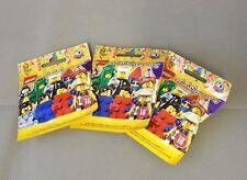 LEGO 71021 Minifiguren Serie 18 | 3 x Tüten NEU und ungeöffnet