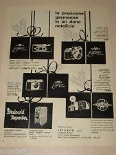 *4=EDIXA WIRGIN REFLEX=1954=PUBBLICITA'=ADVERTISING=PUBLICIDAD=WERBUNG=