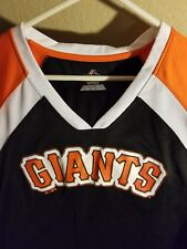 SAN FRANCISCO GIANTS SHIRT - WOMENS XL - MAJESTIC