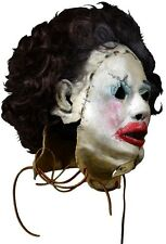 TEXAS CHAINSAW MASSACRE LEATHERFACE PRETTY WOMEN Mask TOT's Officially Licensed