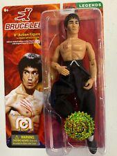 """Mego Legends Bruce Lee 8"""" Action Figure"""