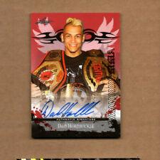 2010 Leaf MMA Autographs Red #AUDH1 Dan Hornbuckle