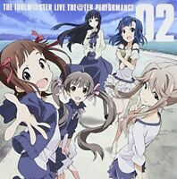 GAME MUSIC-IDOLMASTER MILLION LIVE! THE@TER PERFORMANCE 02-JAPAN CD Bonus E00
