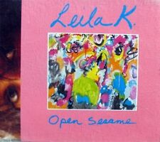 Leila K. Open sesame (1992) [Maxi-CD]