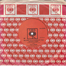 PAUL SIMON Me and Julio Down By The Schoolyard / Congratulations 45
