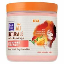 Dark and Lovely Au Natural Curl Defining Creme Glaze 14 oz