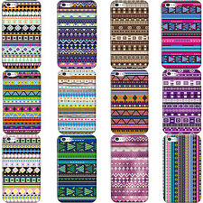 STYLISH AZTEC TRIBE RETRO VINTAGE TRIBAL CASE COVER FOR VARIOUS MOBILE PHONE