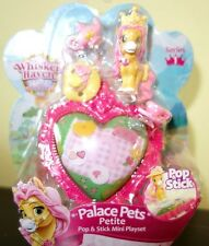 "Disney Princess Palace Pets Pop & Stick Petite Mini Playset 1"""
