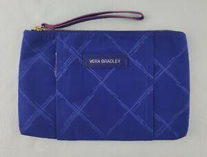 Vera Bradley Womens Purple Wristlet Purse Clutch Wallet